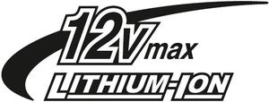 12V Max Li-Ion
