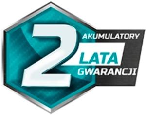 Program 2-letniej gwarancji na akumulatory