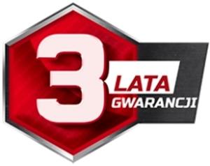Program 3-letniej gwarancji na urządzenia