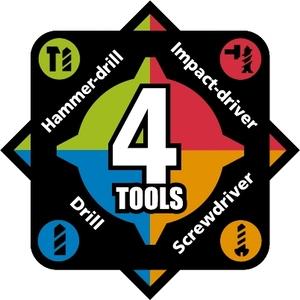 4 funkcje w jednym narzędziu