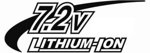 7,2V Li-Ion