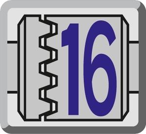 16 - stopniowa regulacja siły dokręcania