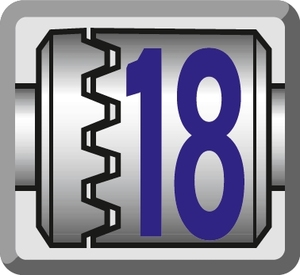 18 - stopniowa regulacja siły dokręcania