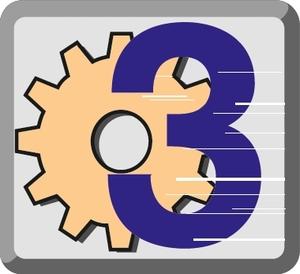 Mechaniczna przekładnia 3 - biegowa