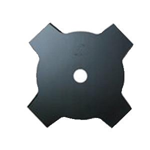 NÓŻ ROZDRABNIAJĄCY Z 4 ZĘBAMI 255x25,4mm