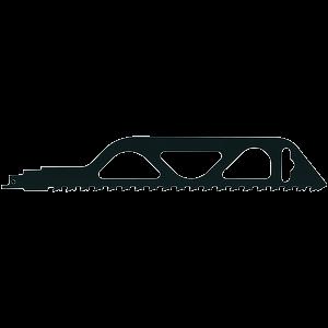 BRZESZCZOT DO PIŁ POSUWOWYCH 305mm; 5Z/CAL
