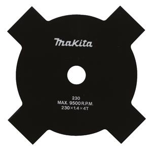 4-ZĘBNA TARCZA TNĄCA 255x25,4mm